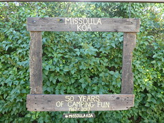 Scenes Around RV Park Missoula Montana (18)