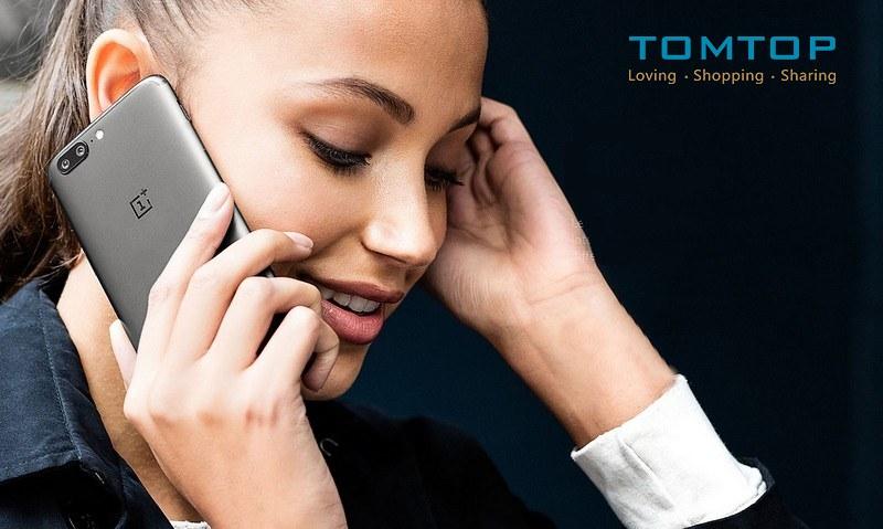 Le smartphone OnePlus 5 : Obtenez un rabais de 25% sur le prix courant (Mise à jour)