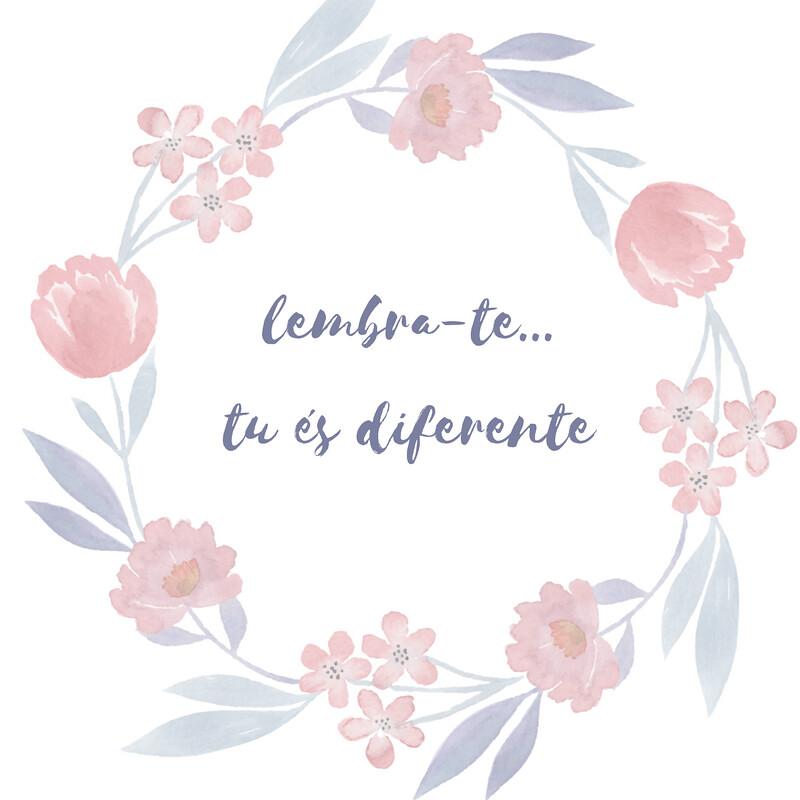 tu és diferente