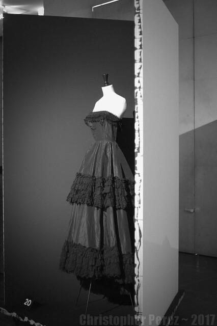 Balenciaga exhibition ~ Anthonie Bourdelle, Paris, France