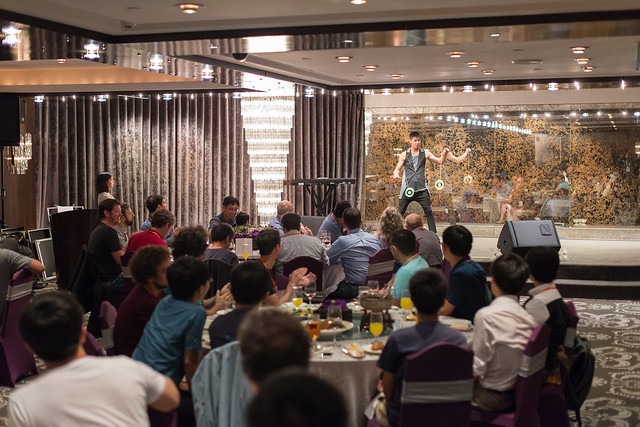 MMSys 2017 - Welcome Reception & Banquet