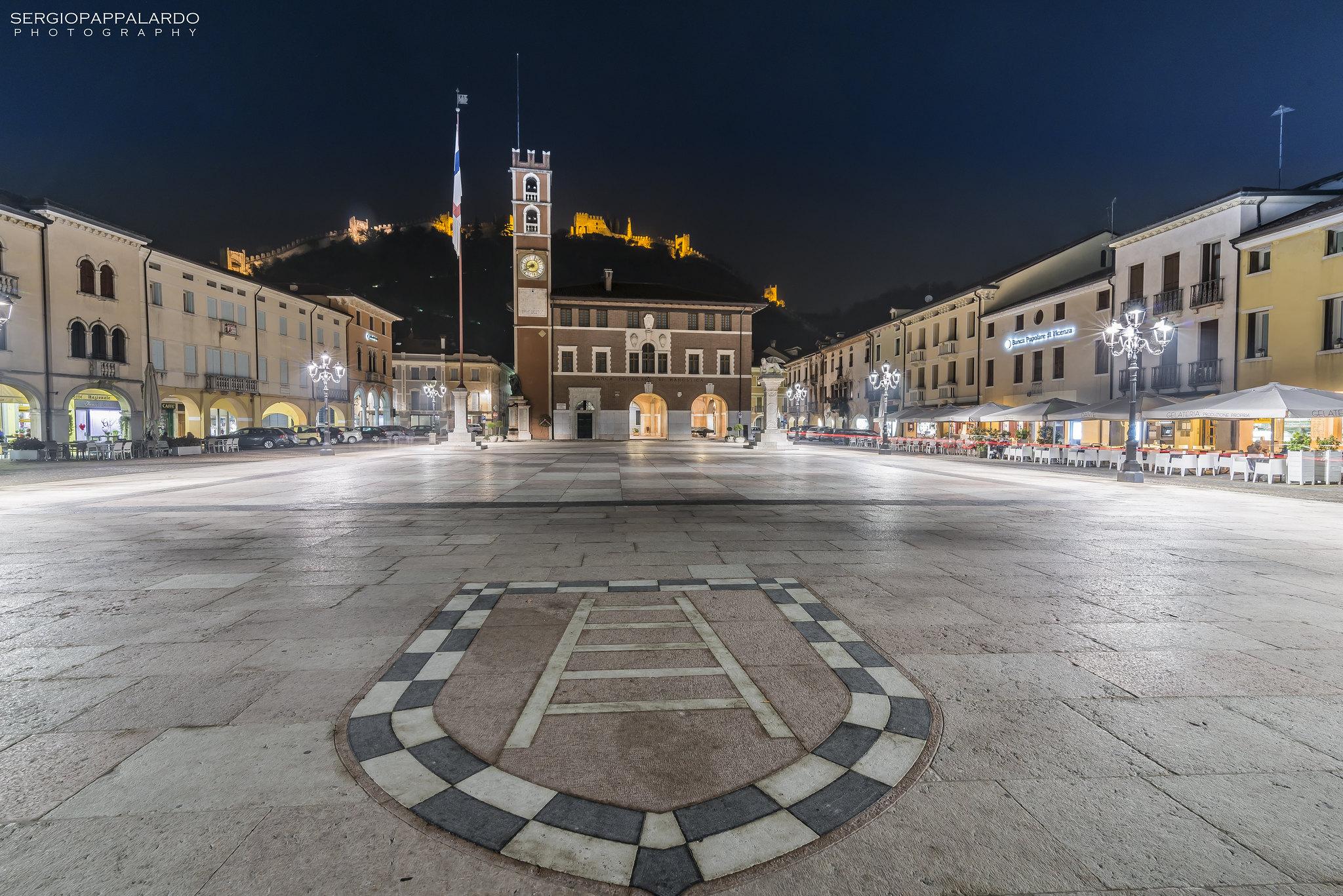 Marostica, Piazza degli Scacchi 35722192880_5967a9b8f6_k