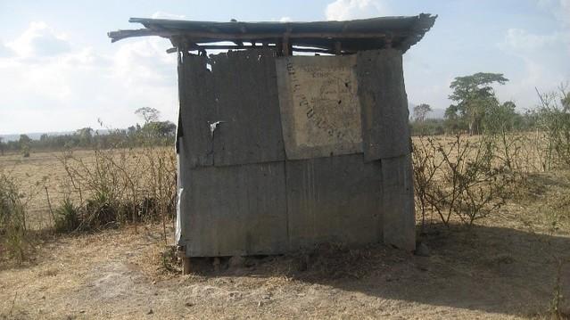 latrine school