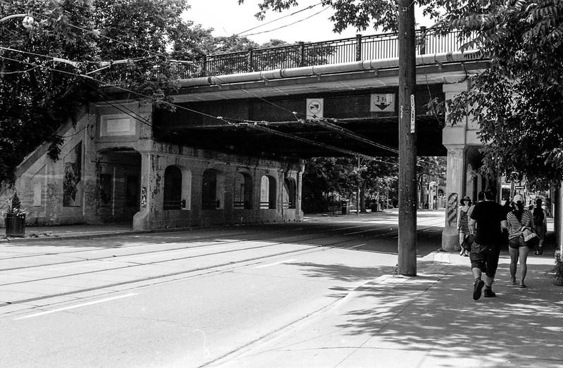 Rail Overpass_