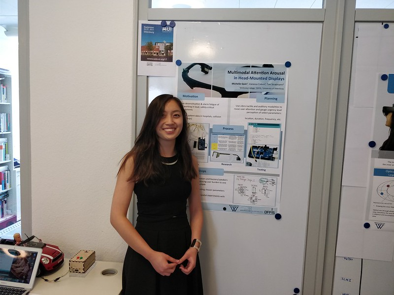 Michelle and multimodal poster