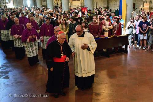 San Jacopo: corteggio storico foto di Stefano Di cecio