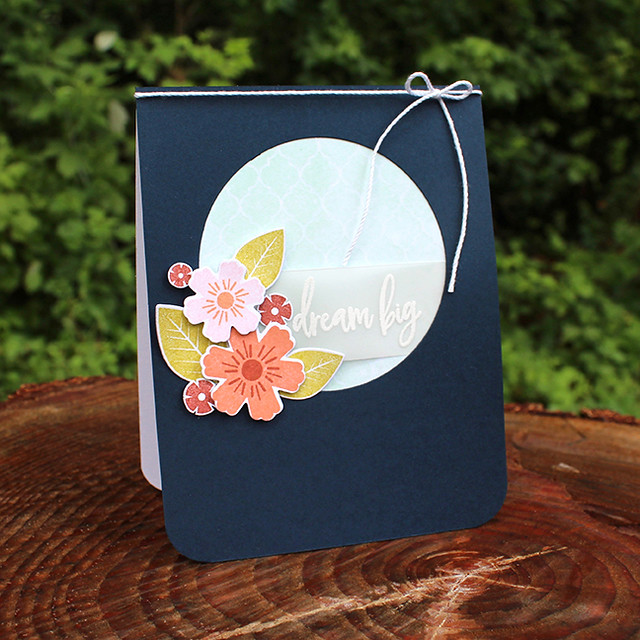 Floral Dream Big Card