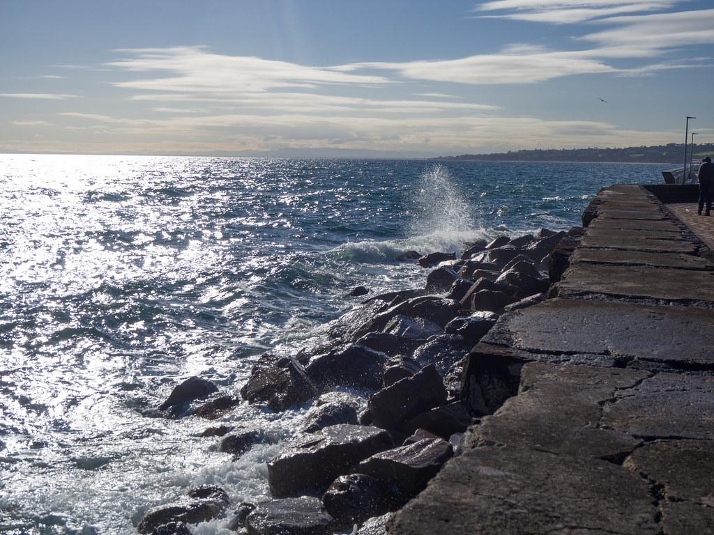 Sunnyside Beach (Mount Eliza) Beaches Water