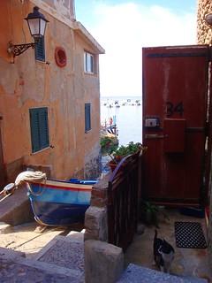 Chianalea di Scilla - borgo marinaresco della Calabria