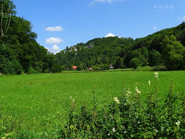 Schwabenalb - Schwäbische Alb > Im Tal der Großen Lauter -  Schwabenalb - Swabian Alb> In the valley of the river Big Lauter
