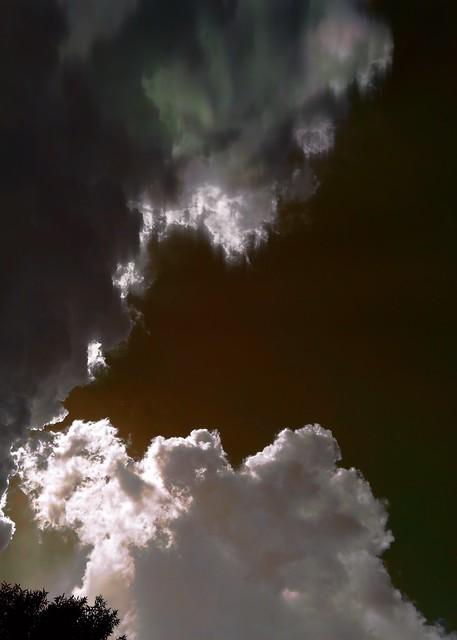 18 July 2017 Clouds