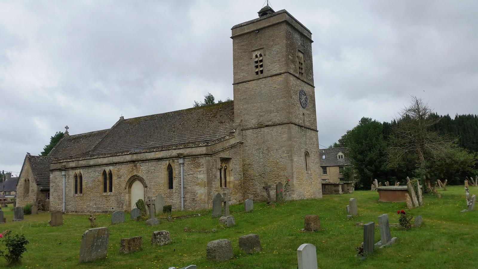 7. Holy Trinity Church at Ascott
