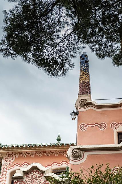 Gaudí House Museum, Barcelona