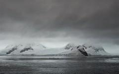 Dramatic Coastline, Antarctic Peninsula