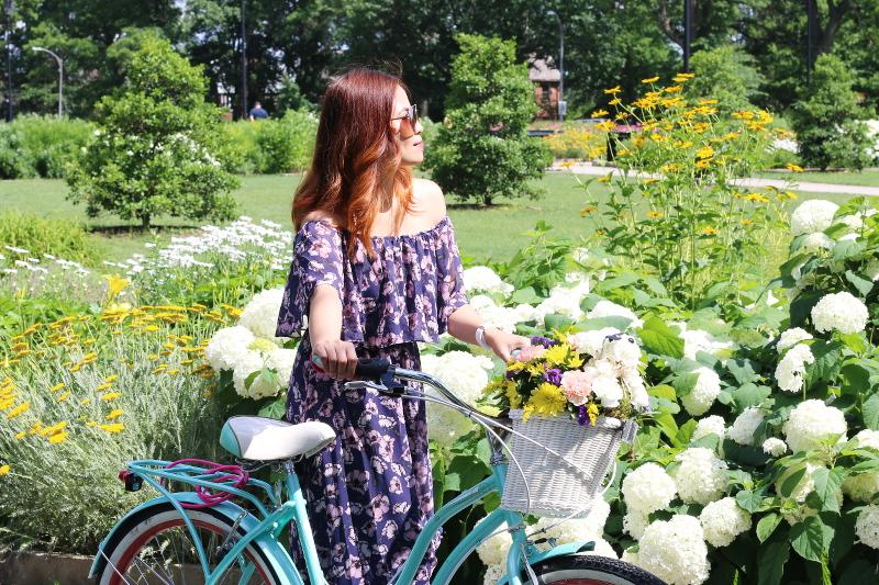 floral-off-shoulder-maxi-dress-bike-4