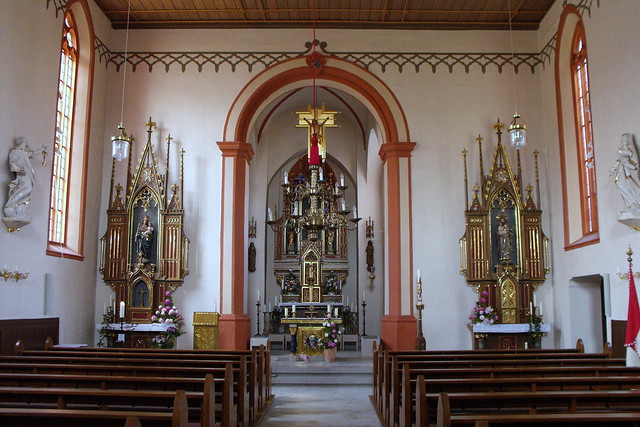 St. Johannes Baptist, Hofheim, Fujifilm FinePix S1000fd