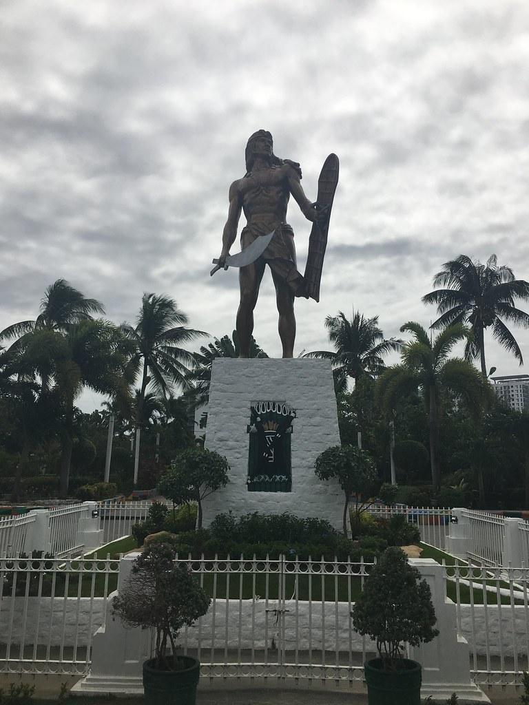 Mactan Shrine | South Cebu Tourist Spots