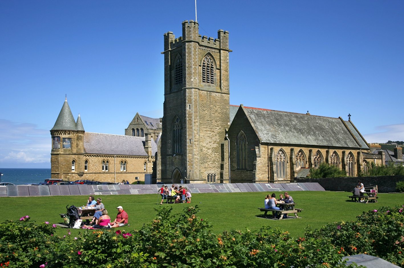 Ceredigion, ABERYSTWYTH, St Michael & All Angels (Brian Woodruffe)
