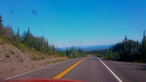 The Lake Louise Road  (3a)