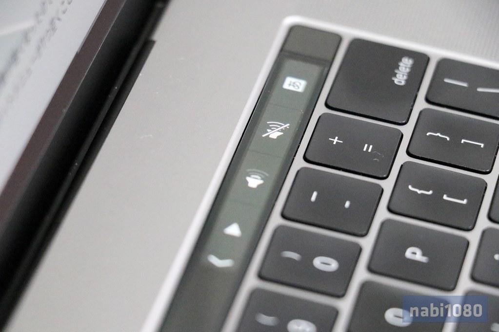 15インチ MacBook Pro 201718
