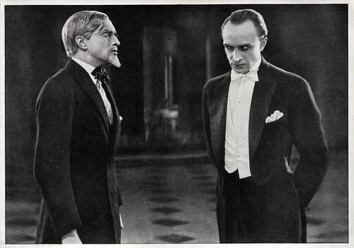 Conrad Veidt in Die Brüder Schellenberg (1926)
