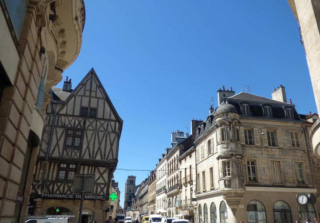 Hotels Near Dijon France