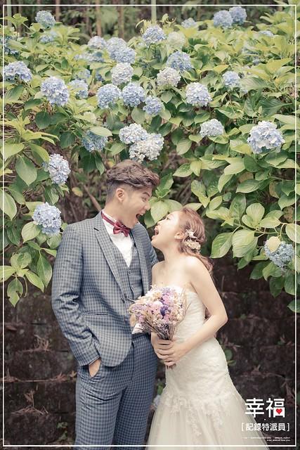 『婚紗攝影』讓妳依靠著我