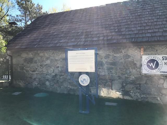 Nevada Historical Landmark #120