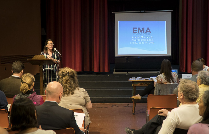 2017 EMA Annual Meeting and Awards Ceremony