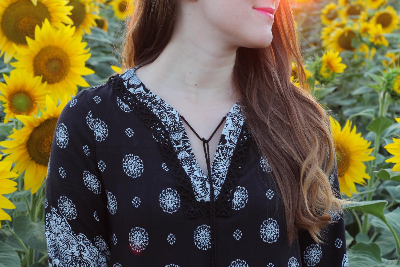 Sunflower Rosegal Dress