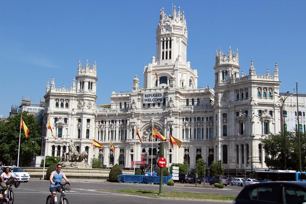 Madrid - Palacio de Comunicaciones