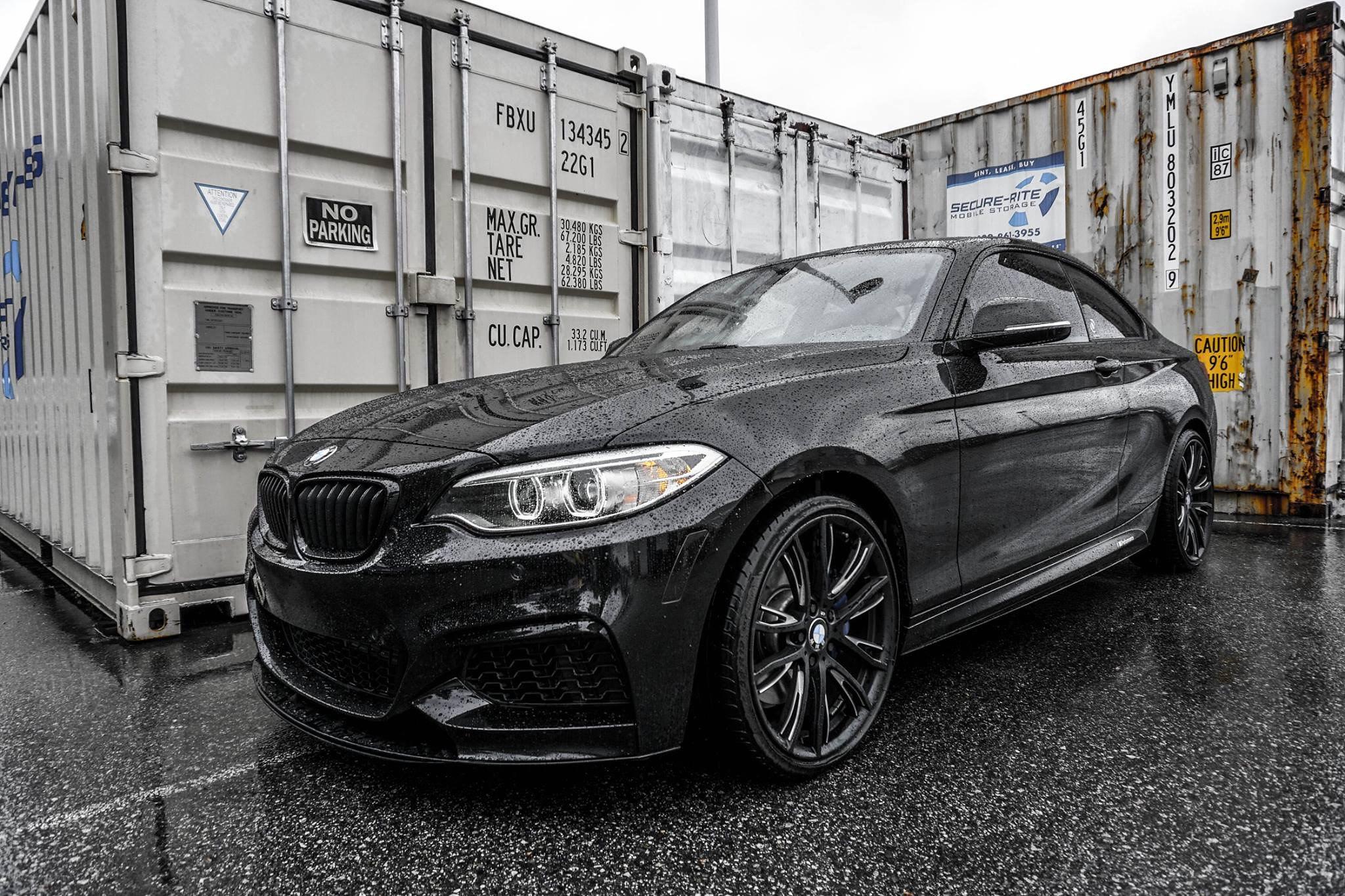 Fits BMW 2 Series F23 M235i xDrive Genuine Apec Rear Brake Pad Wear Sensor