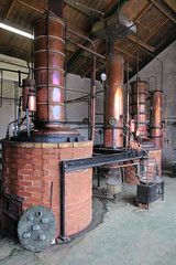 Stills at Somerset Cider Brandy Company
