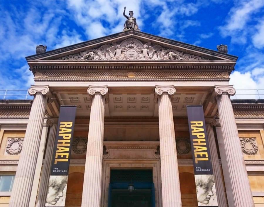 Ashmolean Museum, Oxford. Credit Sarah Casey