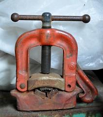 Rigid clamp