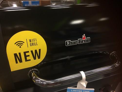 WiFi Grill