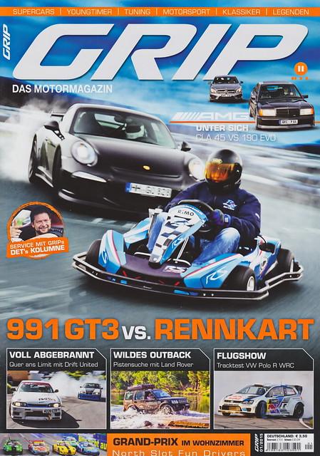 GRIP - Das Motormagazin 1/2015