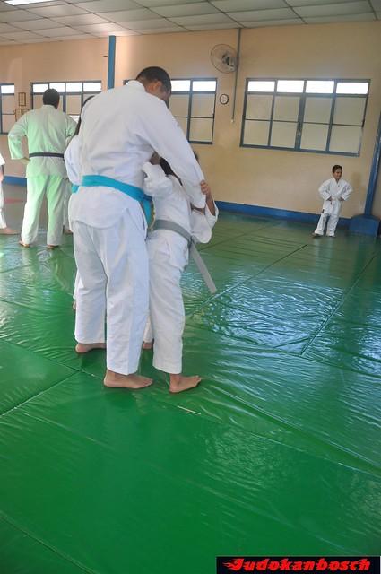 Promoção de faixas e confraternização Judokanbosch 22.07.2017