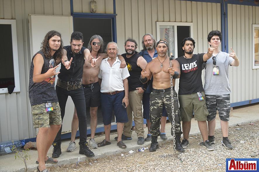 Bodrum Rock Festivali ile sallandı-6