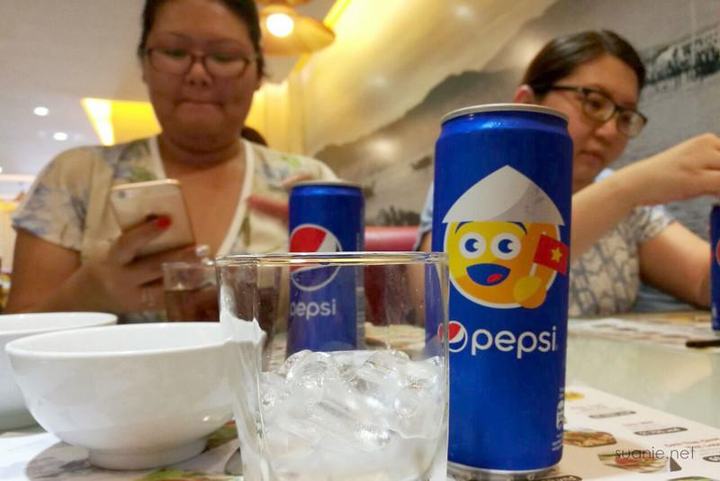 Hanoi - Vietnam Pepsi