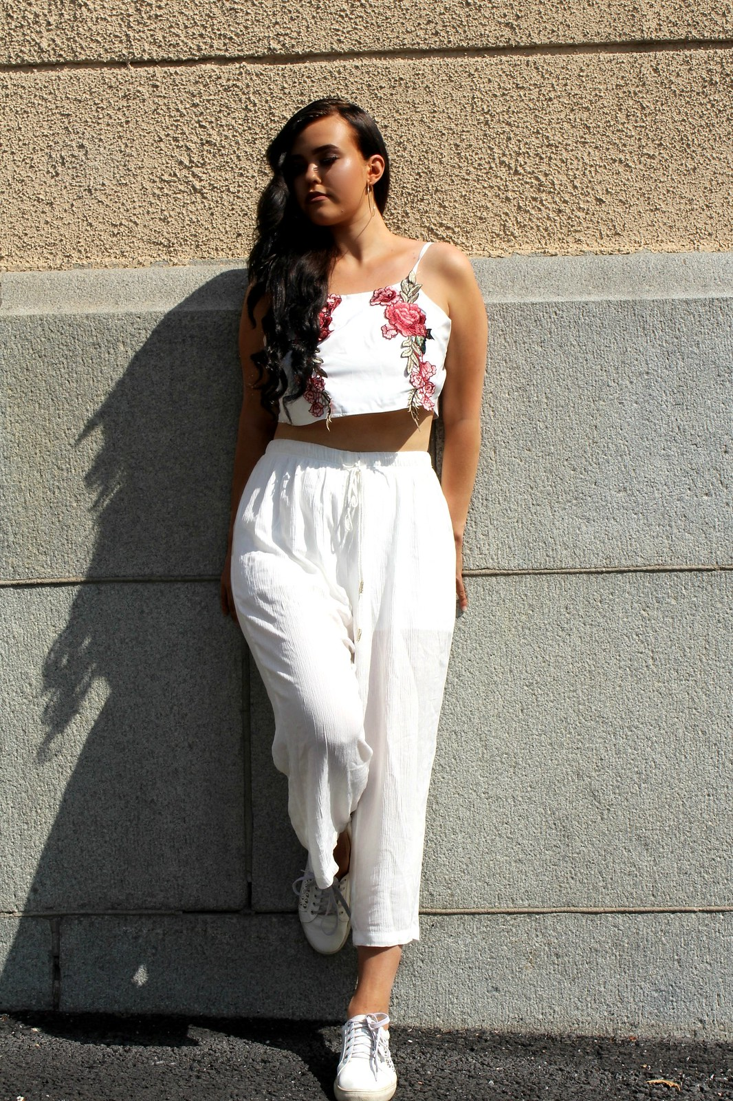 White summer outfit1