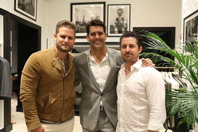 Christopher Behne, Chris Lentz, & Marty Arrivo