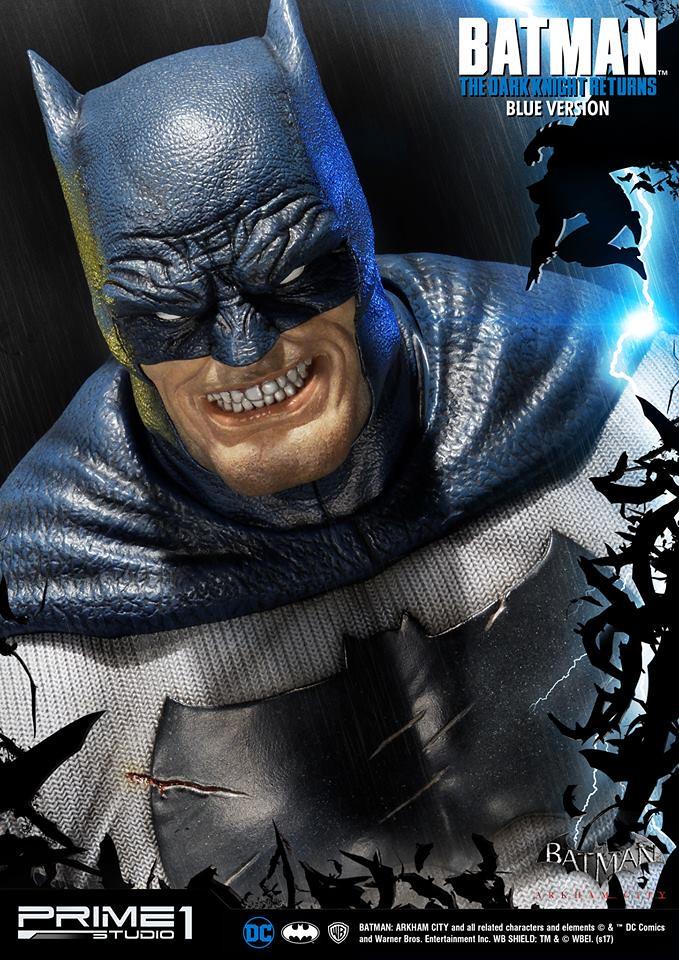 Prime 1 Studio 蝙蝠俠:黑暗騎士歸來【蝙蝠俠】1/3 比例半身胸像作品 WF 2017[夏] & SDCC 2017 限定販售