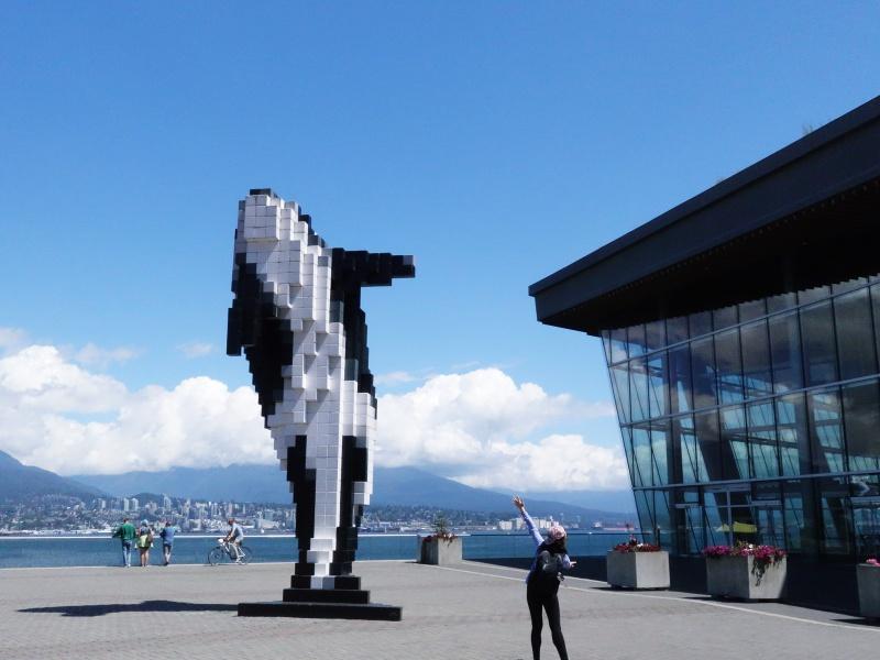 Vancouver digital orca