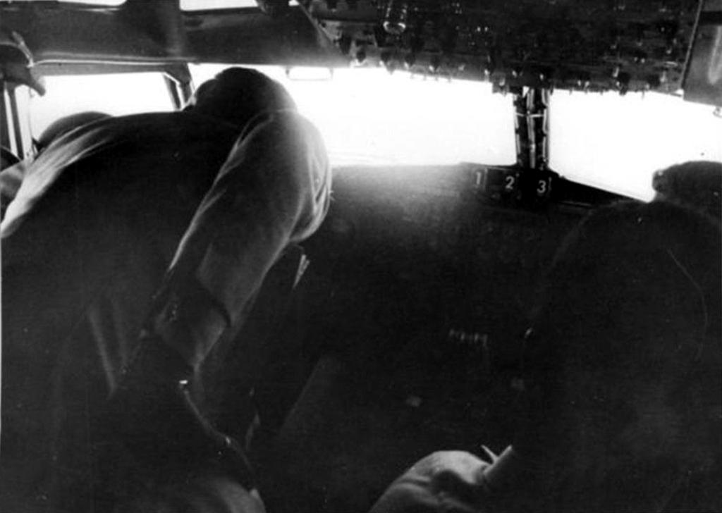 Tentative de coup d'État Boeing Royal vs F-5A/B Opération Borak le 16 août 1972 36133990985_55288d1822_o