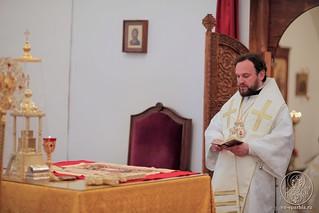 Литургия в Спасском соборе 295