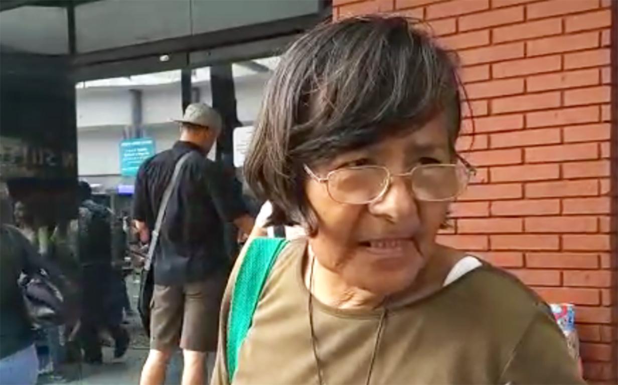 """""""Vou continuar lutando pela Venezuela"""", diz aposentada sobre assembleia constituinte"""