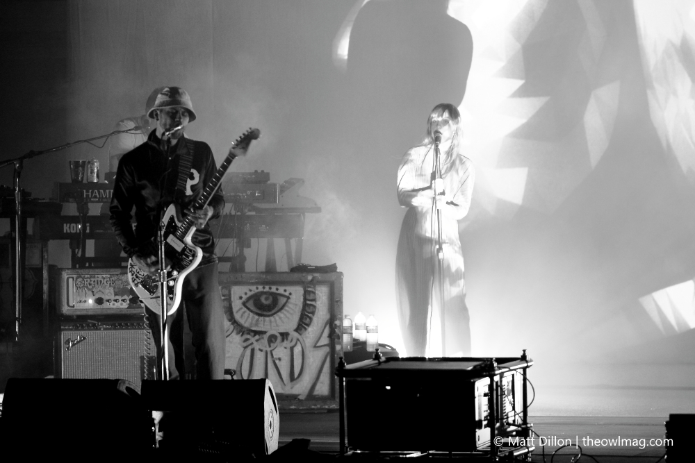 Portugal. the Man @ Greek Theater, Berkeley 7/28/17