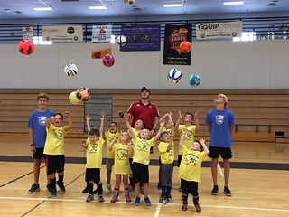 Indoor Soccer Camp 2017