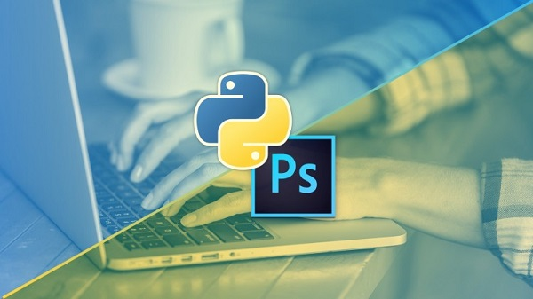 69Learn to code in Python and learn Adobe Photoshop today!